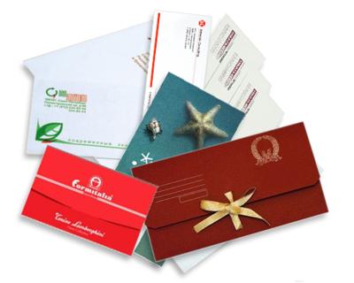 Открытки, конверты, этикетки